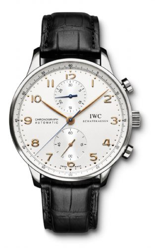 IWC Portuguese Chronograph Automatic Gents Watch IW371445